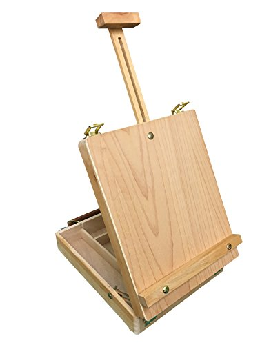 The Art Shop Skipton Artists Dalby Wooden Table Box Easel