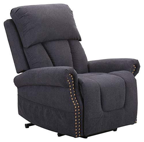 Amazon Brand – Ravenna Home Albert Power-Lift Assist Recliner Chair,...