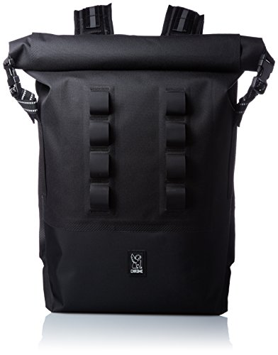Chrome Urban Excursion Rolltop, 28 Liter, Black/Black BKBK