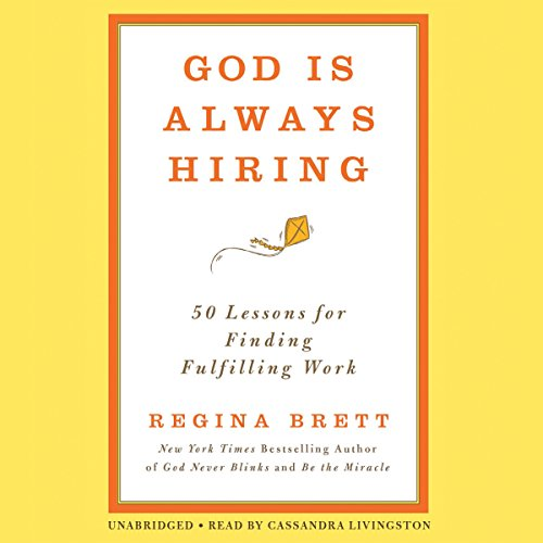 God Is Always Hiring audiobook cover art