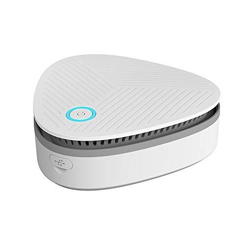 Kecheer Maquina de ozono hogar,Generador de ozono portatil mini,purificador de aire ozono para refrigerador/gabinete de zapatos