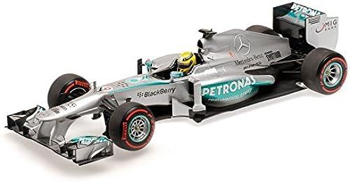 Minichamps 110130109  ab 1  18 ercedes AMG Petronas W04 N. Rosberg Winner 2013 naco GP spritzgu dell