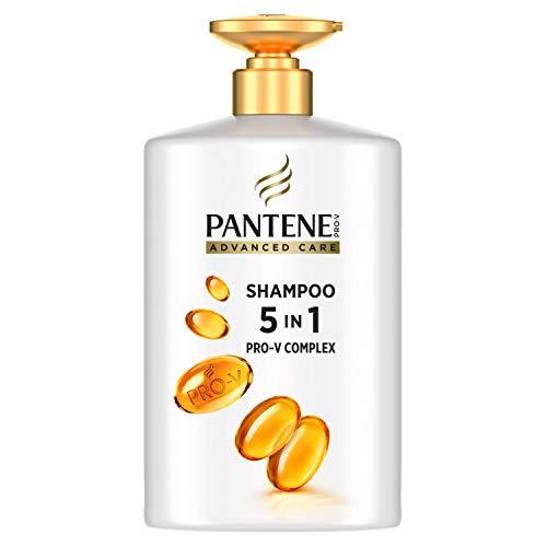 Pantene Advanced Care Champú 5 en 1 Pro Vitamina B5 Complex 1L