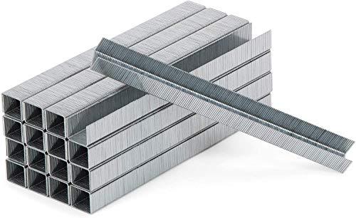 Tackerklammern │ 5000 Stück │ Typ 53/6, 6 mm │ Heftklammern │ Handtackerklammern │ by FD-Workstuff