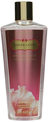 Victoria's Secret VS Fantasies Sheer Love femme/women, Showergel, 1er Pack (1 x 250 ml)