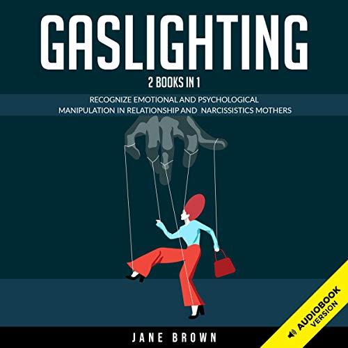 『Gaslighting: 2 Books in 1』のカバーアート