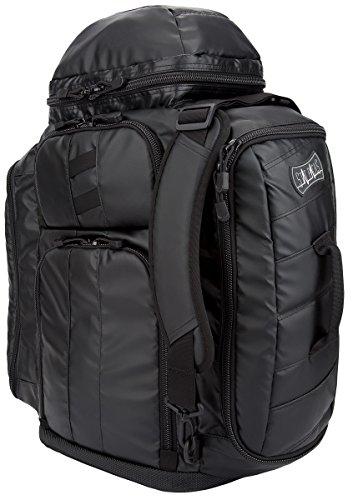 Statpacks G3 Perfusion Tactical Black, EMS Medic Hybrid Backpack, Side Sling, Shoulder Bag, Ergonomic, Lightweight ALS Trauma Bag for EMS, Police, Firefighters
