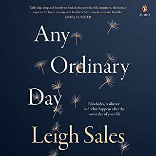 Any Ordinary Day audiobook cover art