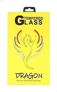 شاشة حماية لاصقة زجاج مضادة لبصمات الاصابع لموبايل شاومي مي 9 لايت من دراجون - شفافة