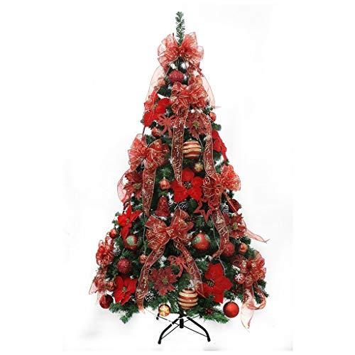 ZXC Home Ornamenten voor kerstboom, kerstdecoratie, kerstboom, hotel, ramen, vakantie, decoratie, rood