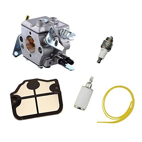 Amuzocity Kit de Carburador Accesorios de Cortacésped para Motosierra 36 4113613714142