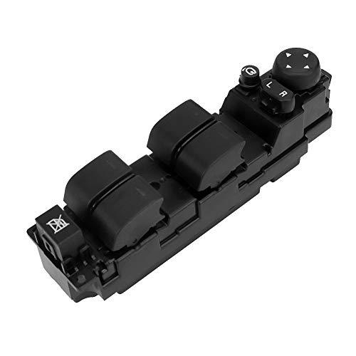 KSTE Fensterheber Schalter, Fensterheber, Elektrische Fensterheber Master Control-Schalter Autozubehör Fit for Mazda 6 GH 2007-2013 GS1E66350A
