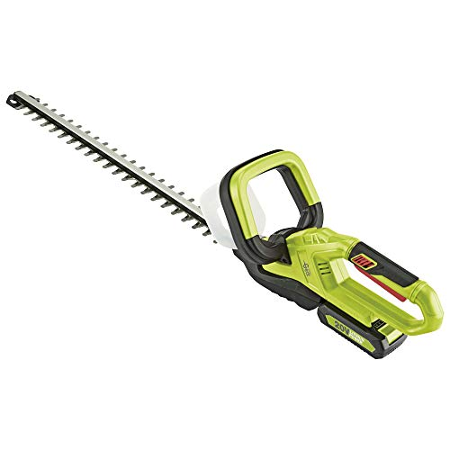 Garden Gear 20V Cordless Hedge Trimmer & Lithium-ion Battery Pack, Rechargeable Battery,...