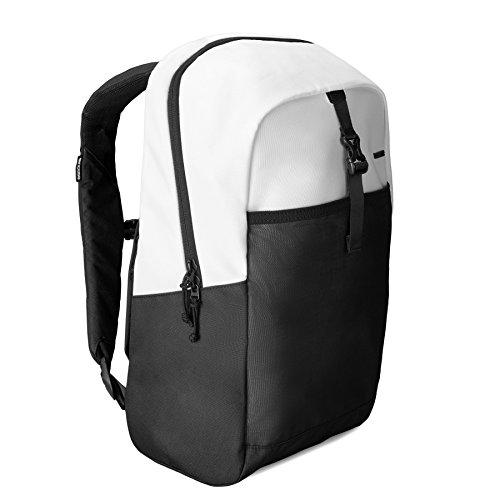 Incase Cargo Backpack White Black, Gray/Black, One Size
