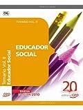 Educador Social. Temario Vol. II. (Colección 1262)
