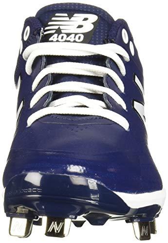 New Balance Men's 4040 V5 Metal Baseball Shoe