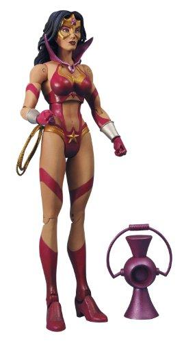 DC Comics Figura Wonder Woman Star Sapphire articulda