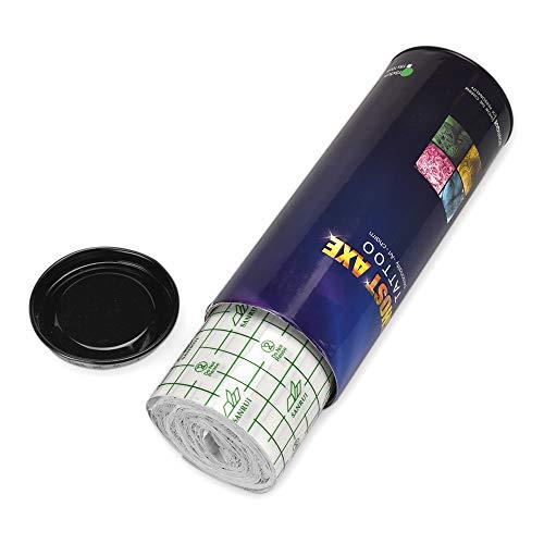 ATOMUS 10m Tattoo Bandage Roll Film wasserdicht transparent Tattoo Nachsorge Klebstoff Heilung Verband Tattoo Supplies