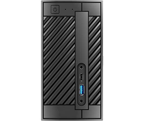 ASRock Deskmini 310 Barebone schwarz LGA1151 bis zu 64GB DDR4 SO-DIMMS ; DisplayPort, HDMI & D-Sub