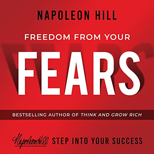 Freedom from Your Fears cover art