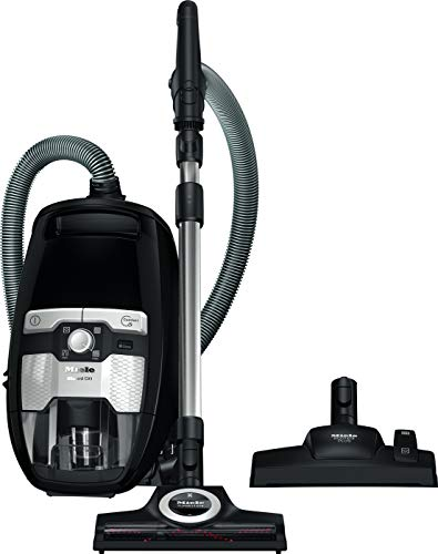 Miele Blizzard CX1 Cat and Dog, Black, Bagless Cylinder Vacuum Cleaner, Corded, 11696410