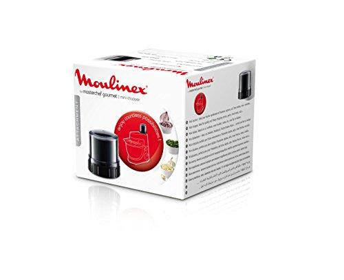 Moulinex-XF635BB1-Mini-Zerkleinerer-Zubehoer-fuer-Kuechenmaschine-Masterchef-Gourmet