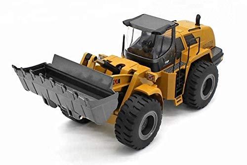 RC Auto kaufen Spielzeug Bild 2: Huina CY1583 RC Constuction, Gelb*