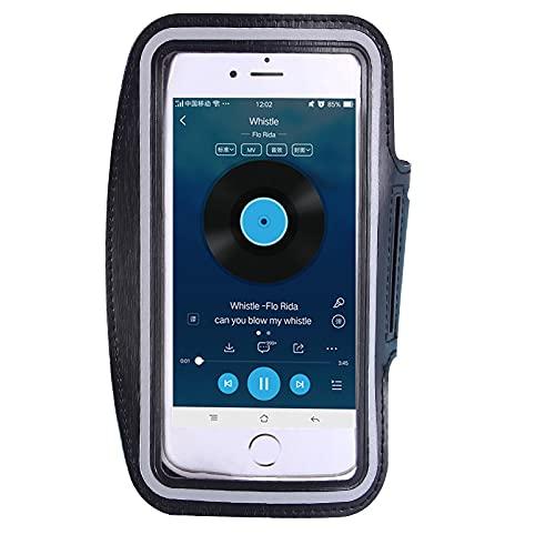 QIANJINGCQ Outdoor-Sport-Armtasche, Handy-Armband, Lauf-Fitness-Handgelenktasche, geeignet für alle Arten von Mobiltelefonen von 4 bis 6 Zoll