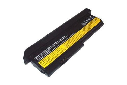 Li-Ion 10.8 V 7200mAh Compatible Replacement for LENOVO 42T4835 42T4834,,, 43R9254 ASM 42T4537 43R9255 ASM 42T4541 42T4536 42T4538 FRU FRU FRU FRU FRU 42T4540 42T4542 42T4649 ThinkPad X201–3323–LENOVO ThinkPad X200 / X200s Series Akku