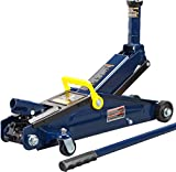 TCE AT83006U Torin Hydraulic Trolley Service/Floor Jack with Extra Saddle (Fits:...