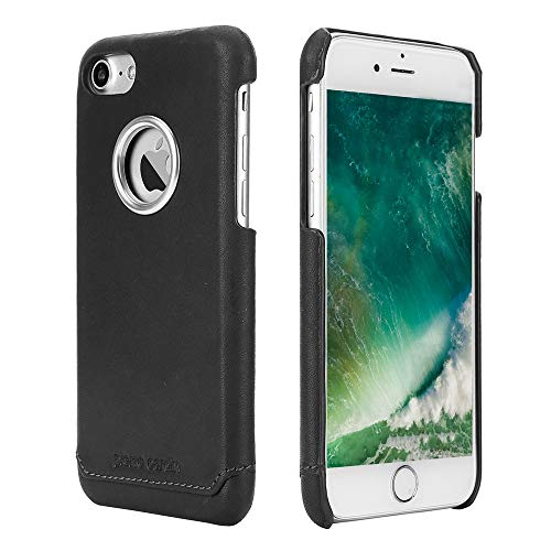 Capa para iPhone 7 iPhone 8 Original, Pierre Cardin, PC13-01, Preto