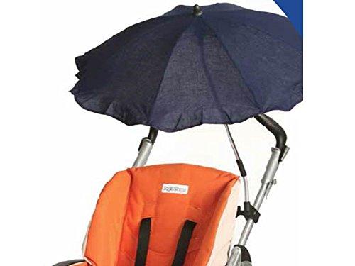 Sombrilla parasol para cochecito con enganche universal (colores surtidos – envío aleatorio)