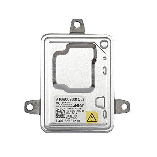 D1S A1669002800 Q03 HID Xenon Scheinwerfer Vorschaltgerät, OEM NEU Xenon Ballast Steuergerät Vorschaltgerät Xenon Vorschaltgerät Scheinwerfer Steuergerät Ersatz für 130732931201