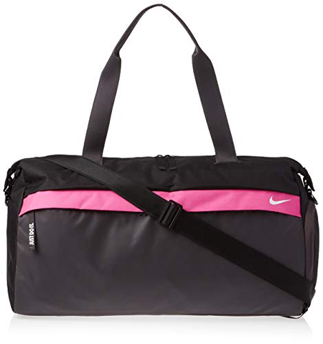 Nike Radiate Club Training Bag Duffel BA5528-011 Black/THunder Grey/White