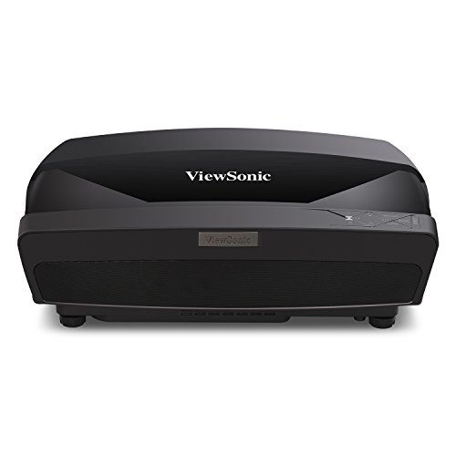 ViewSonic LS810 5200 Lumens WXGA Ultra Short Throw Laser Projector for Home and Office