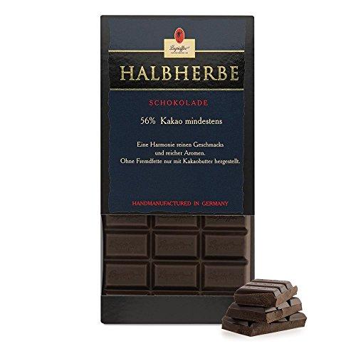 Leysieffer - Halbherbe Tafelschokolade