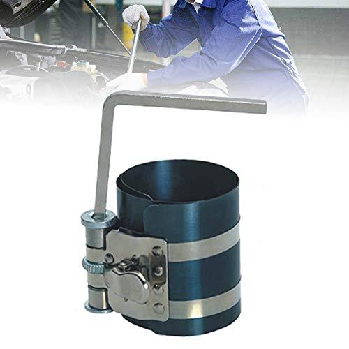 YSHtanj Zuiger Ring Compressor Onderhoud Gereedschap Compressor 3inch 53-175mm Zuiger Ring Compressor Ratcheting Klem Plier Dismounting Tool