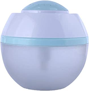 Weardear USB Aroma Essential Oil Diffuser Mist Humidifier Air Purifier with Night Light Single Room Humidifiers