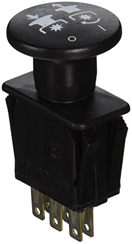 Stens 430-798 PTO Switch Replaces Scag 483957 Husqvarna 532 17 46-51 Murray 6201316MA Snapper 7035658 Bobcat 1985032 Ferris 5022180 Encore 523030 Dixon 539129512
