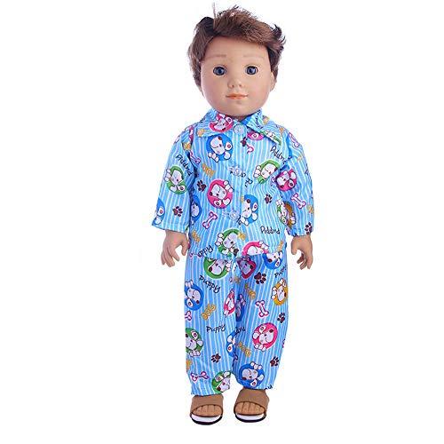 Hinleise Pajamas Sleepwear Doll ...