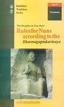Rules for Nuns According to the Dharmaguptakavinaya (3 Vols)