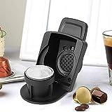 Adaptador de Cápsula para Cápsulas Originales de Nespresso, Soporte de Adaptador de Cápsula de café Reutilizable para...