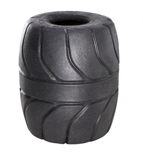 Perfect Fit Silaskin Ball Stretcher. Black