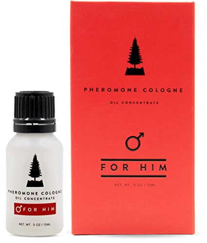 Pheromones for Men Pheromone Cologne Oil Concentrate [Attract Women] - Bold,...