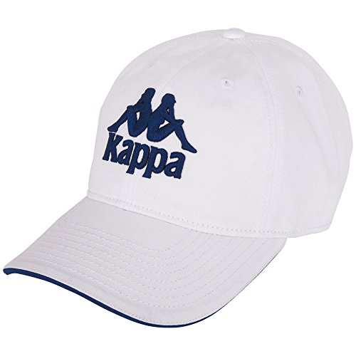 Kappa Caddy Cap, 001 White, One Size