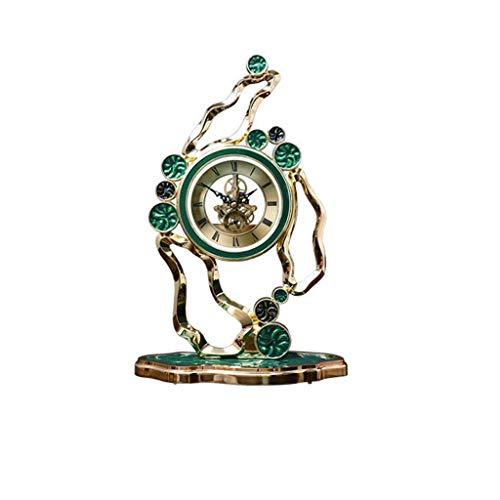 zxb-shop Reloj de Péndulo Estilo Retro Creativo del Reloj d