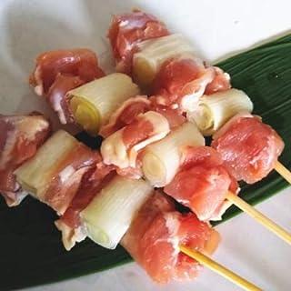 鶏モモネギマ串(40g×10本)自宅で屋台気分 ユーエイエム