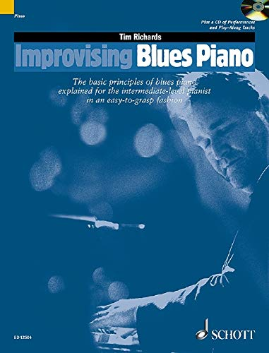 Improvising Blues Piano