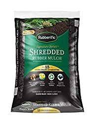 BEST RUBBER MULCH FOR LANDSCAPING by RUBBERIFIC