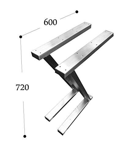 CHYRKA Z- Estructura tableros Mesa Diseño